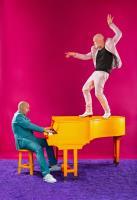 Mich Walschaerts en Alano Gruarin
